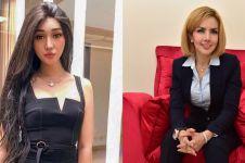 6 Adu gaya Barbie Kumalasari & Lucinta Luna dengan makeup tebal