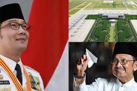 Usul BJ Habibie jadi nama bandara, Ridwan Kamil banjir dukungan