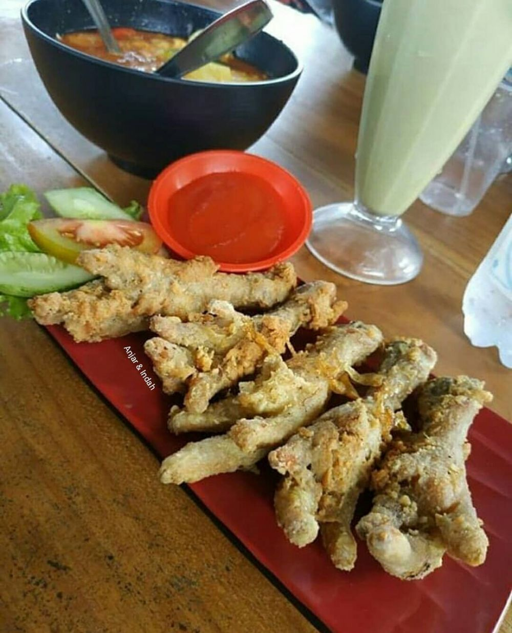 17 Resep olahan ceker ayam paling enak, praktis dan menggugah selera Instagram