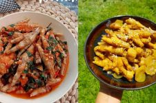 17 Resep olahan ceker ayam paling enak, simpel dan menggugah selera