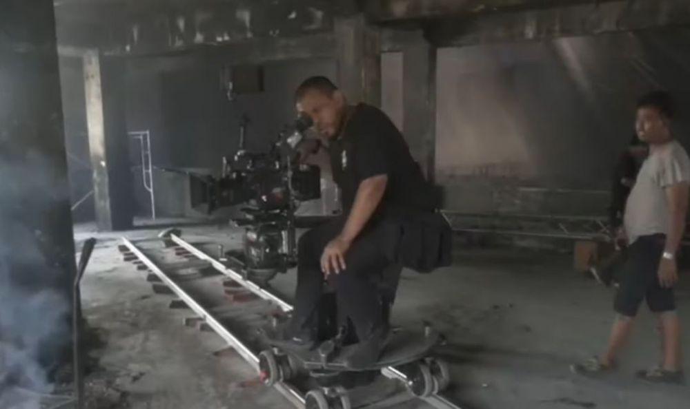 BTS film gundala Istimewa