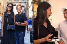Baim Wong hadiahkan Paula gelang berlian, harganya bikin melongo