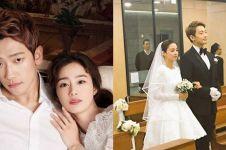 Rain dan Kim Tae-hee dikaruniai anak kedua, selamat!