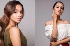 5 Adu gaya Sahila & Anggia, artis yang pernah 'dilamar' Vicky Prasetyo