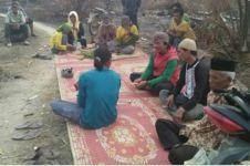 Kisah pria suku anak dalam di Jambi meninggal gara-gara kabut asap