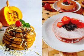 20 Resep pancake lezat, sederhana dan mudah dibuat