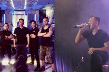 Dulu dihujat, aksi Vicky Prasetyo dan band metalnya kini dipuji
