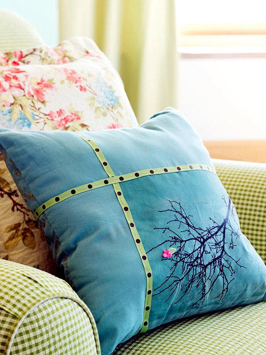 Inspirasi sarung bantal sofa  ofdesign.net