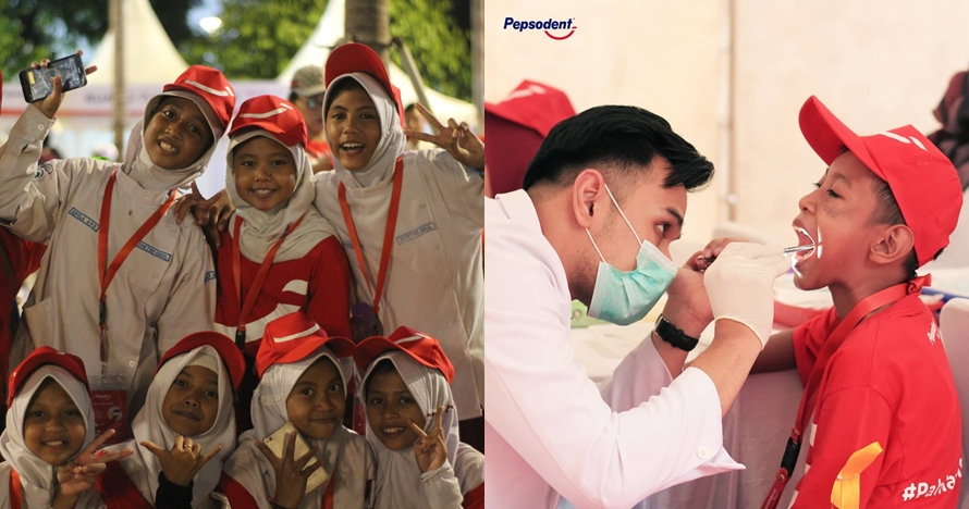 5 Bukti acara inisiasi Pepsodent sukses bikin Indonesia Tersenyum