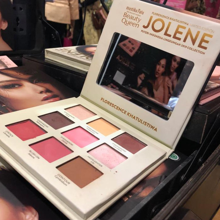Mustika Ratu luncurkan The Queen In Me Limited Edition Palette
