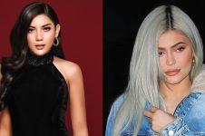 Tiru gaya Kylie Jenner, penampilan Millen Cyrus bikin pangling
