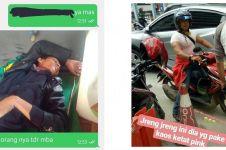 10 Momen absurd penumpang ojek online cari driver ini kocak parah
