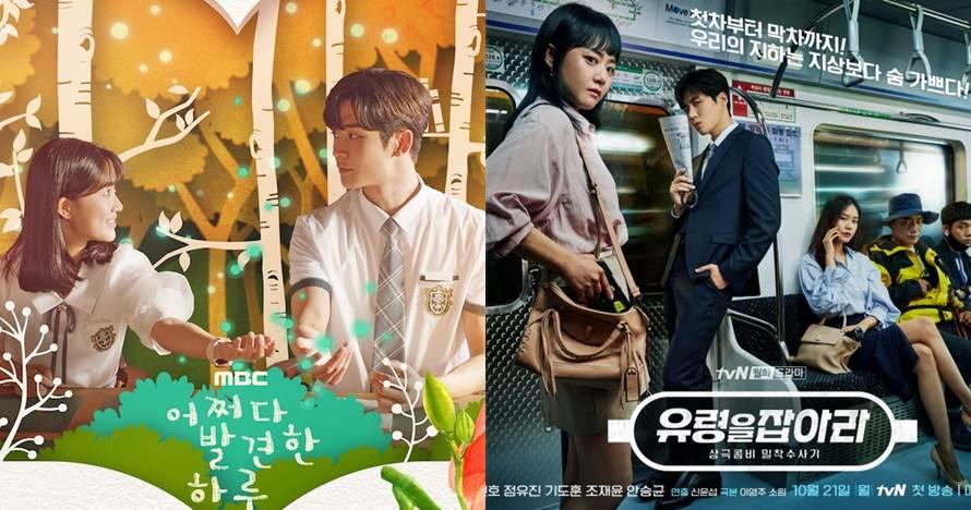 7 Drama Korea tayang Oktober 2019, dari romantis hingga horor