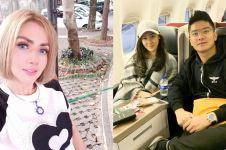 Reaksi 3 seleb soal durasi penerbangan, sindir Barbie Kumalasari?