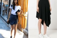 6 Inspirasi gaya busana bertema monokrom, simpel tapi tetap stylish