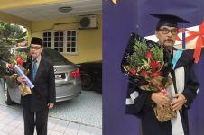 Inspiratif, pria ini raih gelar sarjana di usia 87 tahun