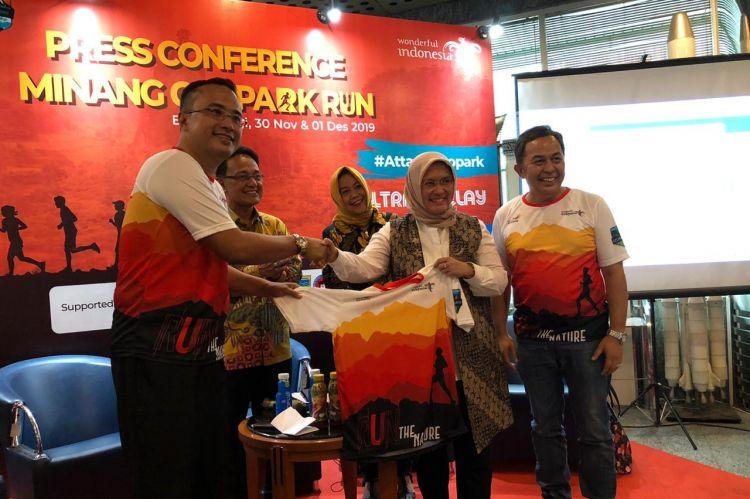 Tarik minat wisatawan, Minang Geopark Run 2019 kembali digelar