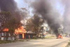 5 Fakta kerusuhan di Wamena, diduga lantaran dipicu hoaks