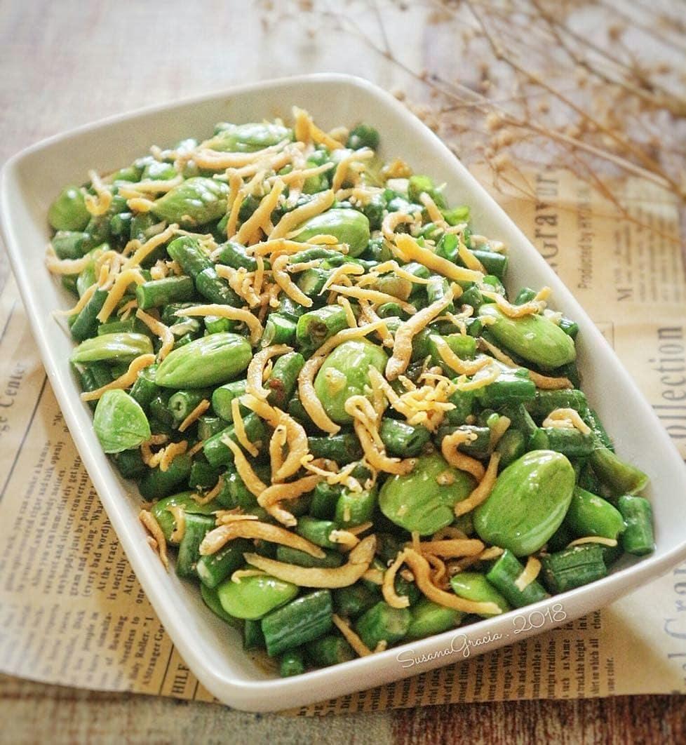 20 Resep masakan kacang panjang, enak, sederhana dan mudah dibuat Instagram