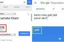 15 Terjemahan absurd di Google Translate ini bikin tepuk jidat