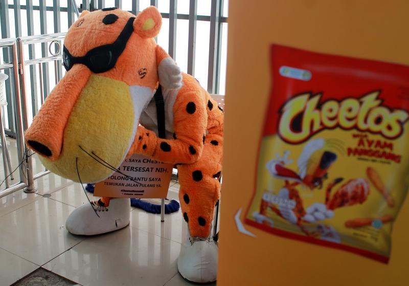 Hebohkan Stasiun Tanah Abang, seekor cheetah ditemukan berkeliaran Istimewa