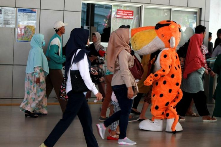 Hebohkan Stasiun Tanah Abang, seekor cheetah ditemukan berkeliaran