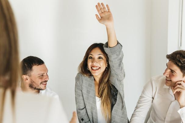 7 Cara untuk menyampaikan pendapat di kantor agar didengar
