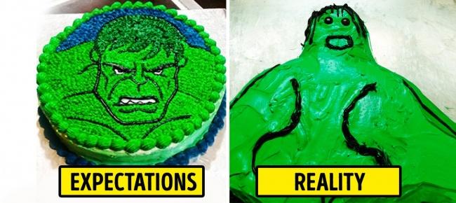 kue tak sesuai ekspektasi istimewa