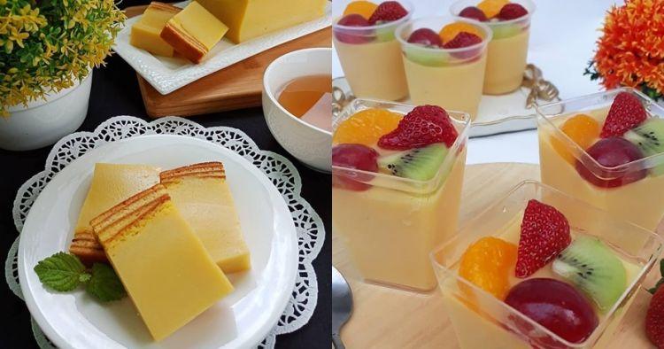 20 Resep Dessert Enak Sederhana Murah Dan Gampang Dibuat
