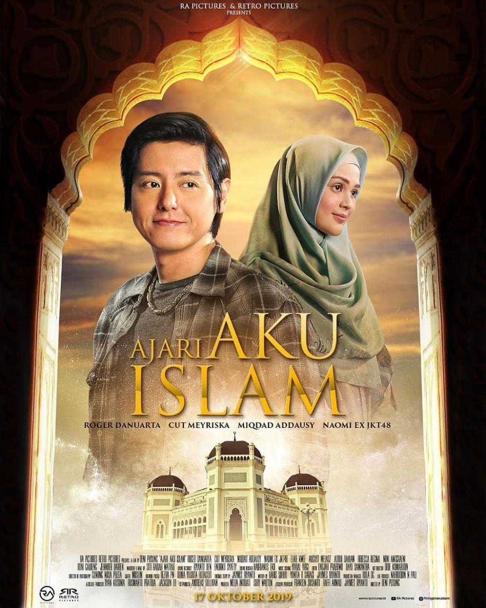 Film Indonesia Oktober 2019 Instagram