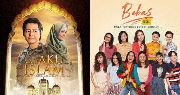 6 Film Indonesia Oktober 2019, ada kisah Cut Meyriska & Roger Danuarta