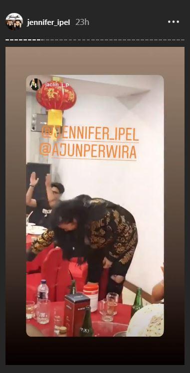 Jennifer Ipel ultah lagi  Instagram