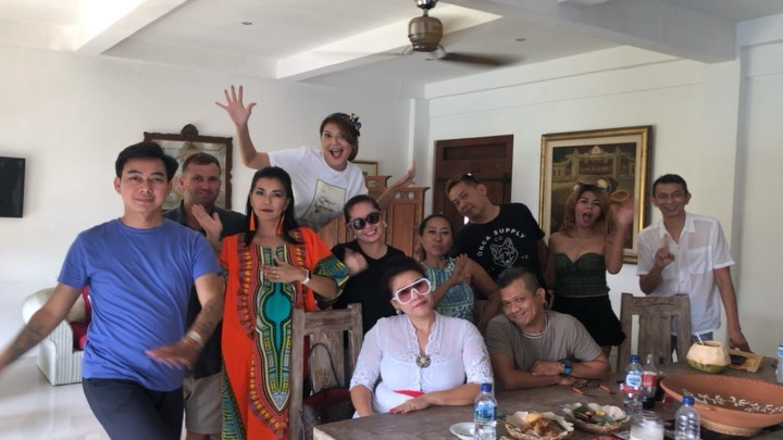 Momen Tamara Bleszynski & kekasih baru Instagram