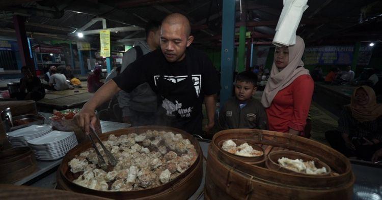 Uma Yum Cha, sensasi makam dimsum restoran bergaya kaki lima