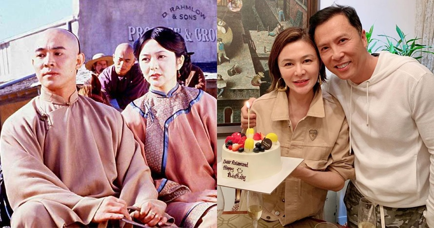 4 pemain Once Upon a Time in China istimewa