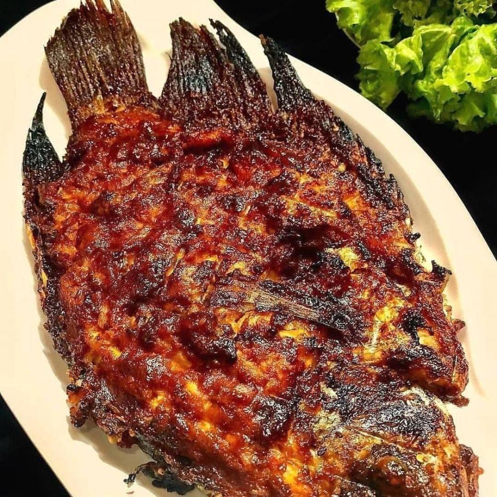 Resep olahan seafood Instagram