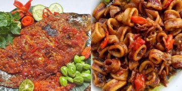 25 Resep olahan seafood, enak, mudah dan praktis