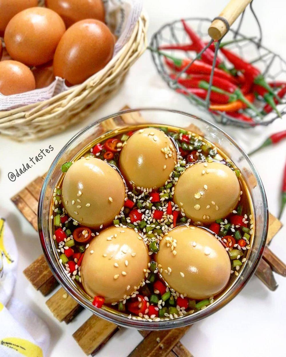 resep telur beraneka macam instagram