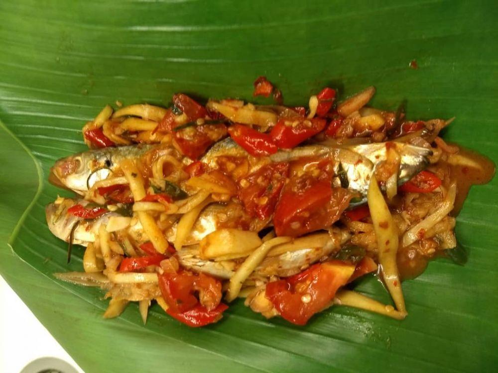 Resep pepes ikan Instagram