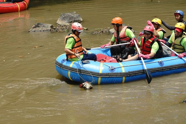 Destinasi baru, Sungai Cisadane punya potensi wisata di Tangerang