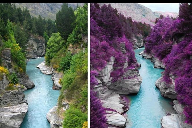 Sempat bikin takjub, 11 foto populer ini nggak disangka hasil editan