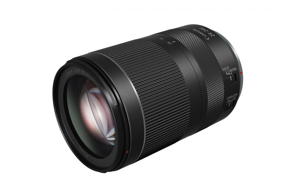 lensa RF Canon  istimewa