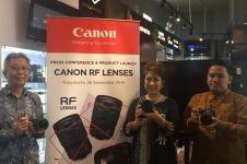 3 Seri lensa RF Canon terbaru ini cocok bagi pencinta fotografer