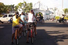 Sepeda di Jogja