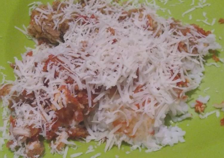10 Resep ayam keju istimewa
