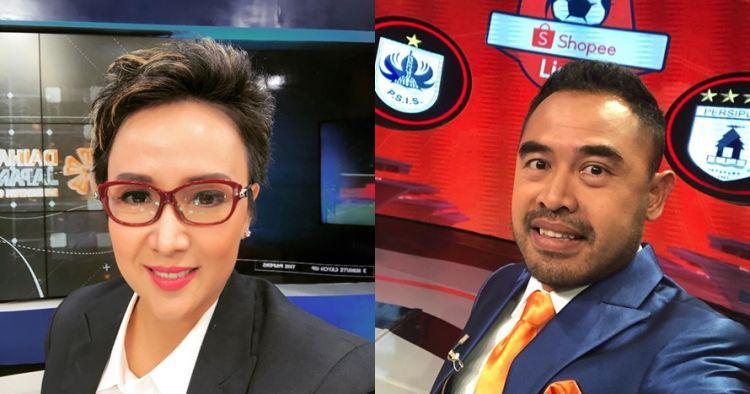 8 Eks atlet Indonesia ini jadi komentator olahraga
