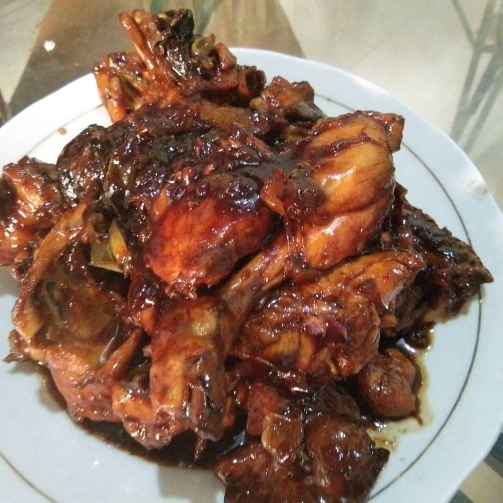 Resep ayam kecap spesial instagram