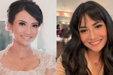 Chat Vanessa Angel dengan driver ojek online, berbalas olok-olok