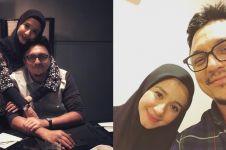 Tak lagi unggah foto, ini 10 momen mesra Laudya Chintya Bella & suami
