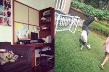 8 Potret rumah Taufik Hidayat, fasilitas olahraga lengkap banget